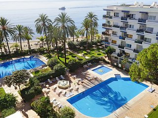Super Duplex Apartment in Skol Marbella with Sea Views