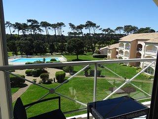 500 m plage, duplex 8 pers de la Famille Albizzi + piscine Landes Aquitaine