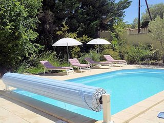 Margon South of France villa with pool and air con