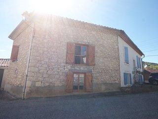 Gite in the lovely village of Puivert