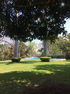 Vista desde la Villa