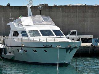 Charter c-bab - Cabina Armatoriale