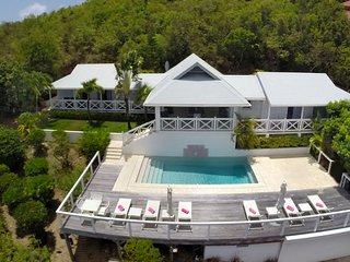Villa Abby  # Ocean View | Located in  Beautiful Vitet with Private Pool