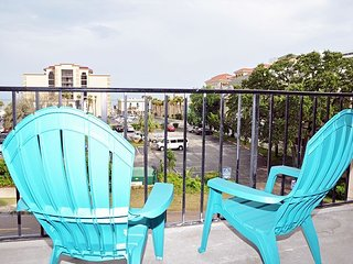 Holiday Tower 405  2BR/2BA Totally Renovated Located Close to the Boardwalk.