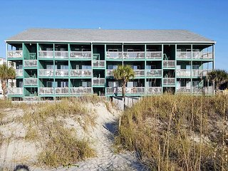 3 BR 3 Bath Oceanfront villa located in the Windy Hill section of North