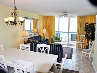 Oceanfront in one of NMB's best properties. Fantastic unit with great