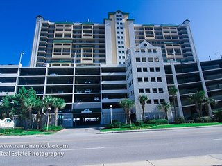 Oceanfront 4 BR/3BA with 2 balconys. Located in the OD sect of NMB