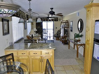 THIS IS THE ONE! Oceanfront 2BR2BA Inlet Point Villas 1F,