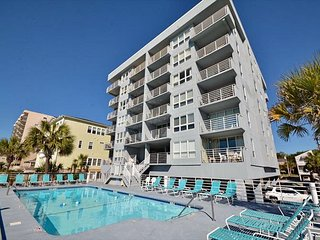 Ocean Front 3BR/3BA located in the Ocean Drive section of NMB