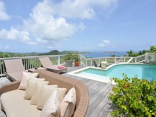 Villa Vagabond - Ocean View ^ Located in  Stunning Salines with Private Pool