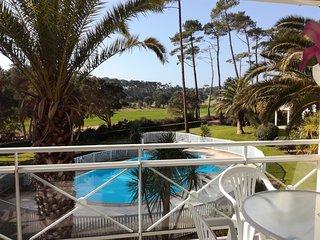 Bel appt 4 p, grande terrasse, face au golf, proche ocean a Moliets - Landes