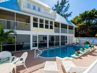 Sanga Na Langa Village Area Captiva Home With Pool and Hot Tub