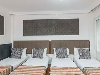 Super Big Two Bedroom Apartment in Taksim