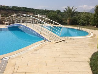 Gorgeous penthouse apartment near Alanya