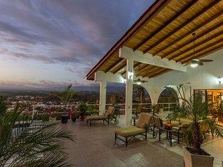 Exclusive Ocean View 3 Suite Home in Manuel Antonio