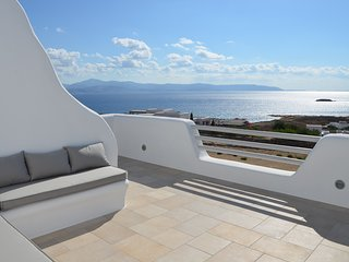 Villa LIMANI. New Golden Beach, near the see, Superior-Jacuzzi, newly built!