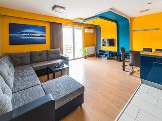 Budapest Minimal Style Apartment