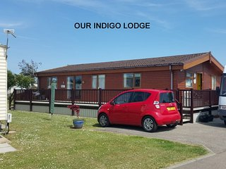 Manor Park, Unique privately owned Indigo lodge