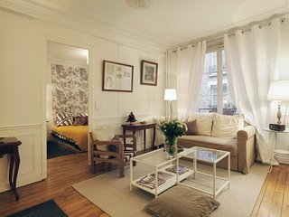 Apartment in Paris with Internet, Lift, Washing machine (916521)