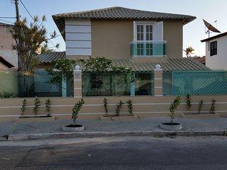 Casa 5 quartos, 2 suítes Ideal pra Família  Praia Grande Arraial do Cabo