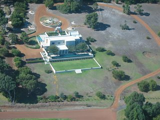 THE PRINCESS HOUSE IN MARGARET RIVER WESTERN AUSTRALIA