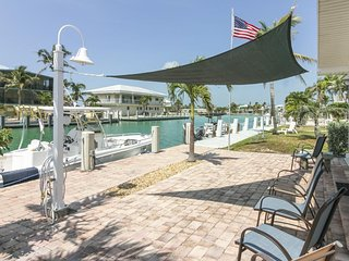 Dog-friendly, waterfront w/35-foot dock & access to private beach & shared pool.