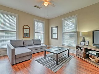 NEW! Charming Apartment w/ Views of Historic Macon