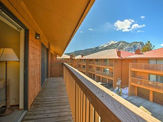 NEW! Frisco Condo w/Pool - Steps to Ski Shuttle