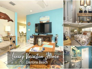 September Specials! Steps To The Beach - 2BR/1BA - Home #110