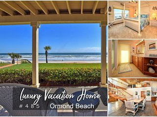 Luxury Home - Direct Oceanfront - 3 Bed 3 Bath - #485