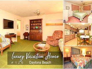 Luxury Home - Steps To The Beach - 5BR/3BA - #126