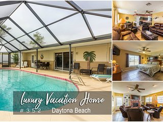 Luxury Heated Pool Home - Steps To The Ocean - 3BR/2BA - #BeachAgenda