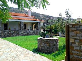 Villa Nancy Evia - Marmari