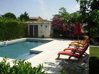 0387 Villa Mistral 6P. Maillane, Bouches-du-Rhône