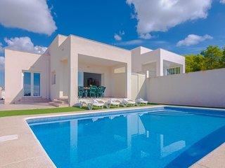 Villa Empedrola en Calp,Alicante,para 6 huespedes