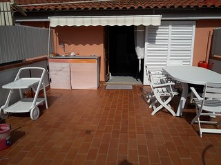 Open-Space con terrazza-solarium