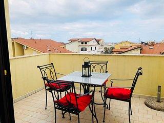 3 bedroom Penthouse apartment in Pizzo la marinella