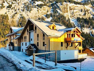 Fantastic 3 bed ski apartment