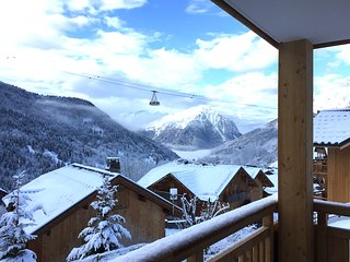 Fantastic new 3 bed ski apartment close to the slopes