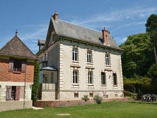 Grand Gîte 5 chambres idéal famille en Sologne proche zoo de Beauval et châteaux