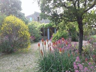 Vue panoramique ! Maison en pleine nature de 200m2, jardin de 1ha avec piscine