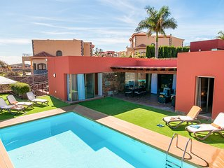 3 bedroom Villa in El Salobre, Canary Islands, Spain : ref 5217945