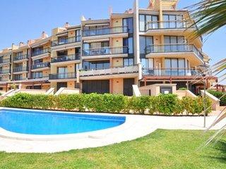 Apartamento junto al mar para 6 personas en Cambrils(112572)