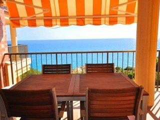 Apartamento junto al mar para 5 personas en Salou(107105)