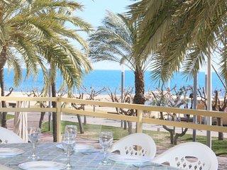 Apartamento junto al mar para 6 personas en Cambrils(132265)