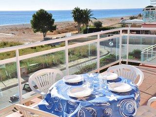 Apartamento junto al mar para 6 personas en Hospitalet de L´Infant(59059)