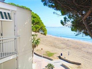 Apartamento junto al mar para 6 personas en Cambrils(170107)