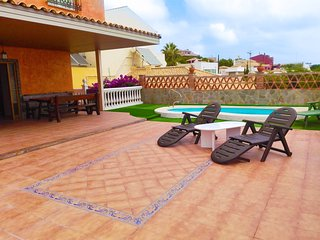*NEW POOL&POOL VILLA- BENALMADENA COAST