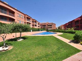 Bonito Apartamento para 8 personas en Ametlla de Mar(59178)