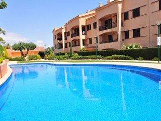 Apartamento tranquila para 6 personas en Ametlla de Mar(59180)